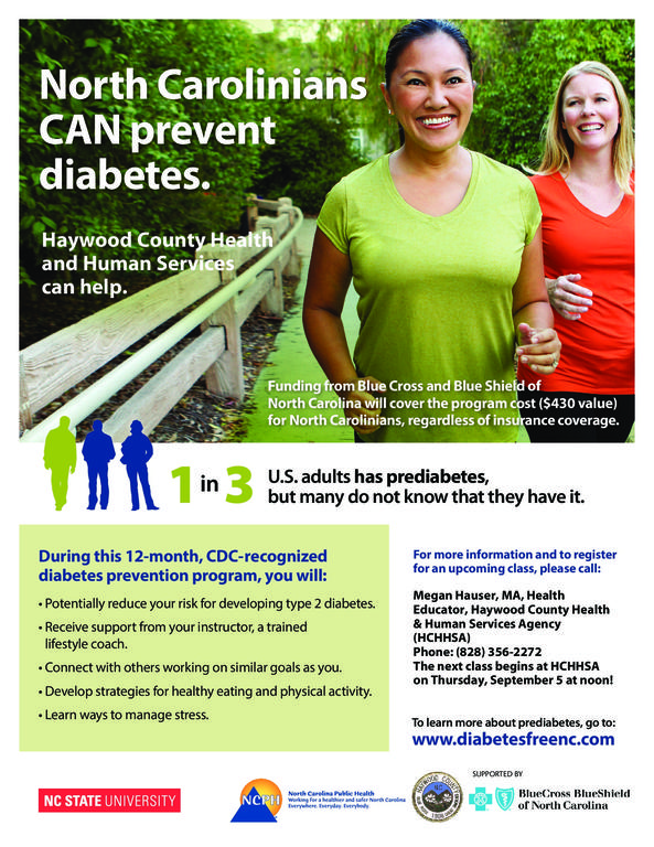Diabetes Prevention-September 5